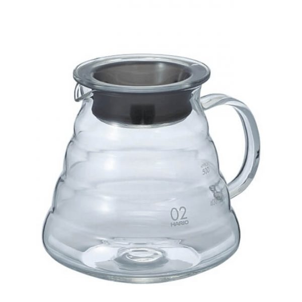 V60 Range Server 600ml Clear